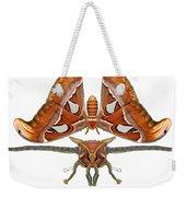 Atlas Moth5 Weekender Tote Bag