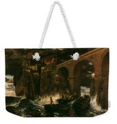 Attack By Pirates Weekender Tote Bag