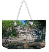 August Morning At Awosting Falls 2019 Weekender Tote Bag