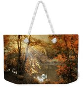 Autumn Afterglow Weekender Tote Bag