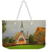 Autumn At Grand Pre Weekender Tote Bag