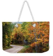 Autumn Buck  Weekender Tote Bag by Patti Deters