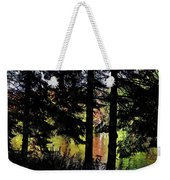 Autumn Colors At The Spa  Weekender Tote Bag