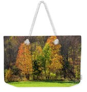 Autumn Colour In Southern Ontario Weekender Tote Bag