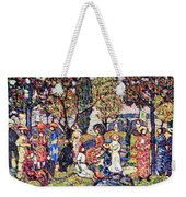 Autumn - Digital Remastered Edition Weekender Tote Bag