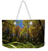 Autumn Forest Delight Weekender Tote Bag
