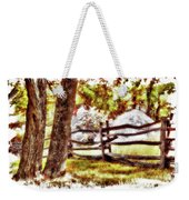 Autumn In Doughton Ap Weekender Tote Bag