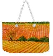 Autumn In French Vineyards Weekender Tote Bag
