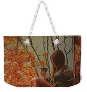 Autumn In Paris Weekender Tote Bag