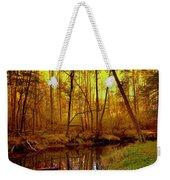 Autumn - Krasna River Weekender Tote Bag
