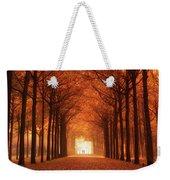 Autumn Lights At Groeneveld Weekender Tote Bag