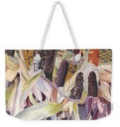 Autumn Maize Weekender Tote Bag