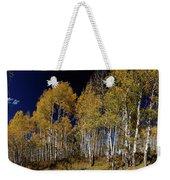 Autumn Walk In The Woods Weekender Tote Bag