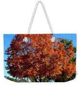 Autumnal Beauty Weekender Tote Bag
