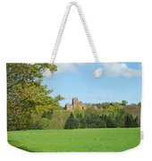 Ayton Castle From South, Berwickshire Weekender Tote Bag