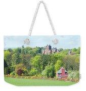 Ayton Castle Weekender Tote Bag