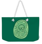 Baby Dinosaur Embryo Weekender Tote Bag