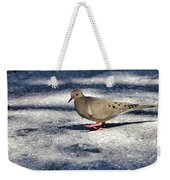 Baby Mourning Dove Weekender Tote Bag