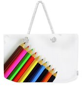 Back To School Weekender Tote Bag