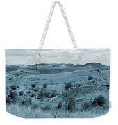 Badlands Cloud Shadows Weekender Tote Bag
