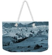 Badlands Shadows And Sunlight Weekender Tote Bag