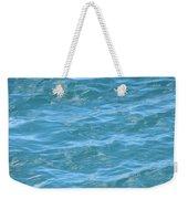 Bahamas Blue Weekender Tote Bag