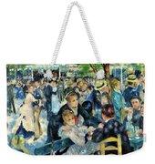 Bal Du Moulin De La Galette - Digital Remastered Edition Weekender Tote Bag