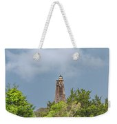 Bald Head Island Lighthouse Weekender Tote Bag