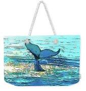 Balene-whales Weekender Tote Bag