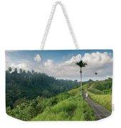 Bali Pathway Weekender Tote Bag