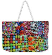 Balloon Games Weekender Tote Bag by Jamart Photography