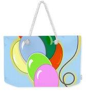Balloons Of Loose Colors Weekender Tote Bag
