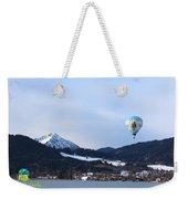 Balloons Over Tegernsee Weekender Tote Bag