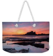 Bamburgh Castle Bam0032 Weekender Tote Bag