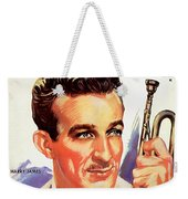 Band Leaders Harry James, 1931 Poster Weekender Tote Bag