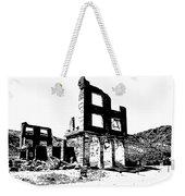 Bank Rhyolite Ghost Ghost Nevada Weekender Tote Bag
