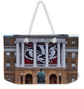 Bascom Hall - Madison - Wisconsin Weekender Tote Bag
