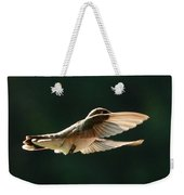 Bashful Hummingbird Weekender Tote Bag
