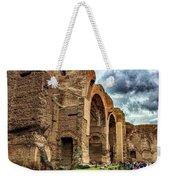 Baths Of Caracalla Weekender Tote Bag
