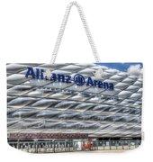 Allianz Arena Bayern Munich  Weekender Tote Bag