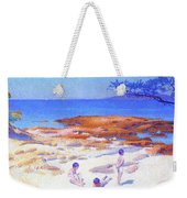 Beach At Cabasson - Digital Remastered Edition Weekender Tote Bag