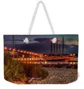 Beach Morning Weekender Tote Bag