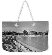 Beach Sand Cove Weekender Tote Bag