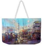 Beaufort Summer Color Weekender Tote Bag