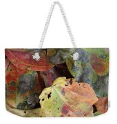 Beauti Fall Weekender Tote Bag