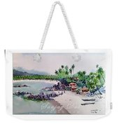 Beautiful Beach In Goa India Weekender Tote Bag