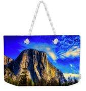 Beautiful El Capitan Weekender Tote Bag