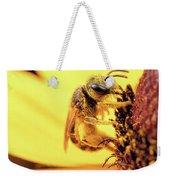 Bee Vs Pollen Weekender Tote Bag by Brian Hale