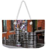 Beer Cans Weekender Tote Bag
