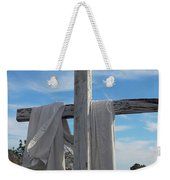 Behold, He Is Coming With The Clouds, Weekender Tote Bag